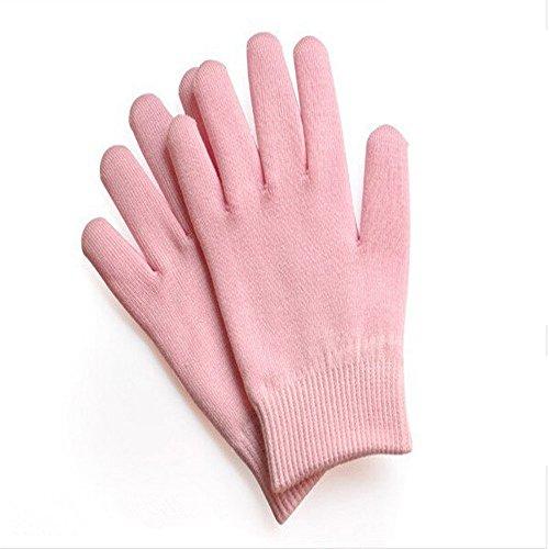 Pinkiou ジェルグローブジェル手袋は肌を保湿し、角質取...