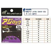 ハヤブサ フィナ アジロック・ラウンド FS211 #10-1g