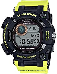 [カシオ]CASIO 腕時計 G-SHOCK ジーショック フロッグマン 海上保安制度創立70周年コラボレーションモデル 電波ソーラー GWF-D1000JCG-9JR メンズ