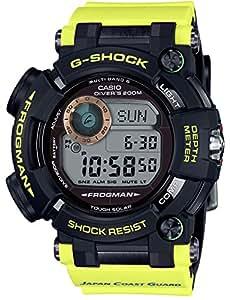 [カシオ]CASIO 腕時計 G-SHOCK ジーショック FROGMAN 海上保安制度創立70周年コラボレーションモデル 電波ソーラー GWF-D1000JCG-9JR メンズ