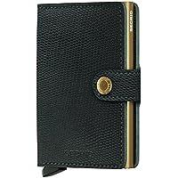 SECRID - Secrid Mini wallet Genuine Rango Leather RFID Safe Card Case for max 12 cards