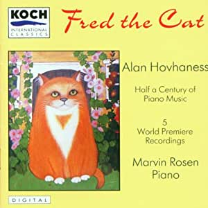 Fred the Cat: Selected Piano Music