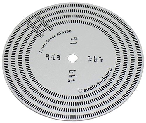 audio-technica ストロボスコープ AT6180