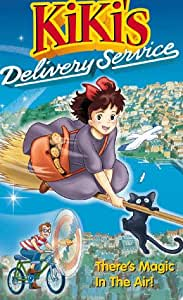 Kiki's Delivery Service [VHS] [Import]