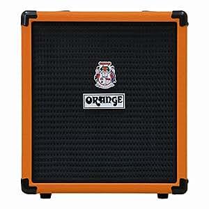 ORANGE Crush Pix 25W Bass Amp Combo, Solid State ベースアンプ CRUSH 25B Orange