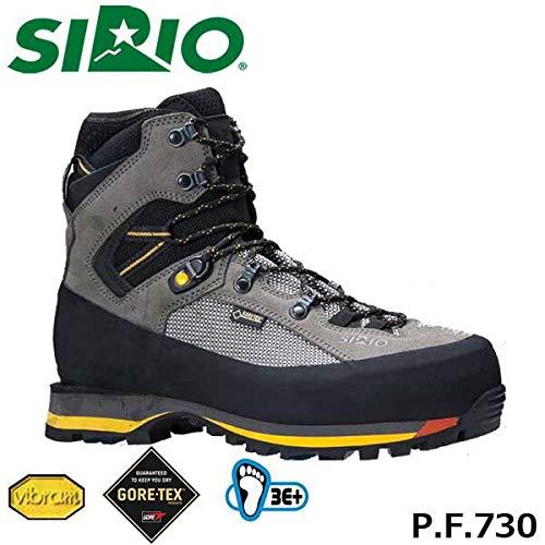 SIRIO(シリオ)P.F.730 トレッキングシューズ GRY 26.0cm