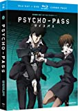 PSYCHO-PASS サイコパス: シーズン1 Pt.1 北米版 / Psycho-Pass: Season One Part One [Blu-ray+DVD] [Import]