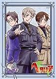ヘタリア Axis Powers vol.8【初回限定版】 [DVD]