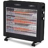 Goldair 2400W Radiant Heater Radiant Heater, Black, GIR450