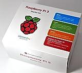 Raspberry Pi 3 Starter Kit for JP 日本向け ラズベリーパイ3 スターターキット (化粧箱入り)