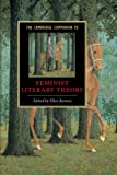 The Cambridge Companion to Feminist Literary Theory (Cambridge Companions to Literature)
