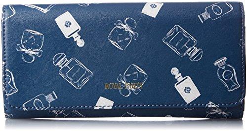 [ロイヤルパーティー]Amazon公式 長財布 【パフュームプリント】 かぶせ長財布 RPLW6NT2