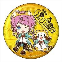 【夢野幻太郎&ラスカル】ヒプノシスマイク×ラスカル おっきめ缶バッジコレクション