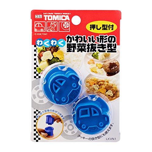 スケーター 野菜抜き型 トミカ TOMICA LKVN1