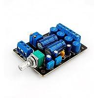 Newone TA2024デジタルオーディオアンプボードコンピュータPC HIFI AMPスピーカーモジュール2200UF/16V大容量のDIY 2チャンネル3A/12V電源