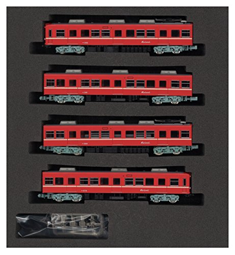 Nゲージ 4325 京成3150形更新車 新赤電色 4両編成セット (動力付き)