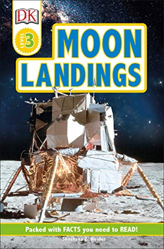 DK Readers Level 3: Moon Landi...