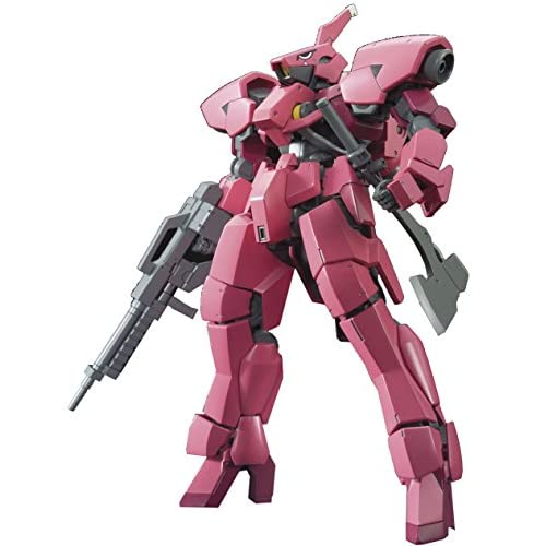 HG 機動戦士ガンダム 鉄血のオルフェンズ 流星号 (グレイズ改弐) 1/144スケール 色分け済みプラモデル