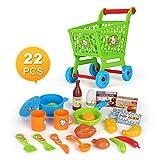 A-Parts ショッピングカート 子供 ままごと 知育玩具 おもちゃ 誕生日/クリスマスプレゼント (22)