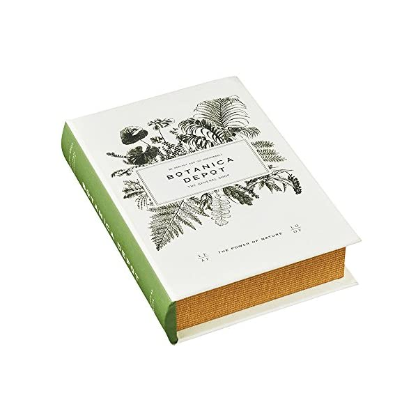 ブックボックス ボタニカデポット グリーン GD...の商品画像