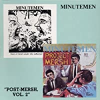 Post Mersh 2 by MINUTEMEN (1990-05-03)