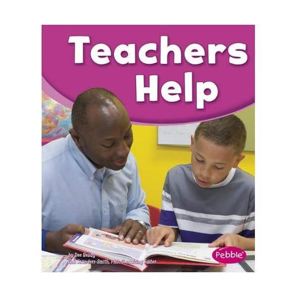 Teachers Help (Pebble Bo...の商品画像