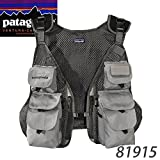 【Patagonia】 パタゴニア 81915 コンバーティブル・ベスト Convertible Vest フィッシング アウトドア Forge Grey