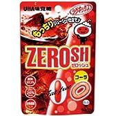 味覚糖 シゲキックスZEROSH コーラ 40g×6袋