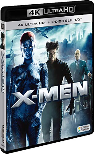 X-MEN (3枚組)[4K ULTRA HD + Blu-ray]