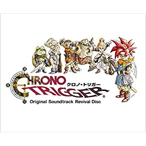【メーカー特典あり】 Chrono Trigger Original Soundtrack Revival Disc 【映像付サントラ/Blu-ray Disc Music】 (ステッカー付)
