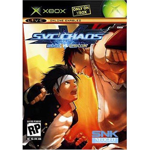 Snk Vs Capcom Svc Chaos: Live / Game