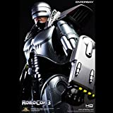 RoboCop 3 Movie 1:4 HD Masterpiece Talking Action Figure