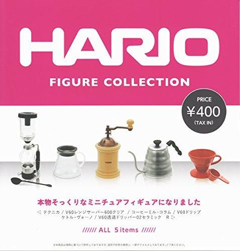 HARIO フィギュアコレクション  全5種 フルコンプ