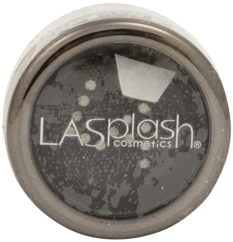絡み合いファントム要求するLASplash ダイヤモンドダストアイシャドウ634ホワイト
