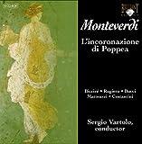 モンテヴェルディ:歌劇「ポッペアの戴冠」(4枚組)(Monteverdi:L'incoronazione di Poppea)