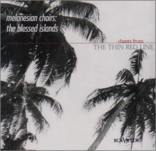 Amazon.co.jp通販サイト(アマゾンで買える「Thin Red Line (1998 (Melanesian Choirs」の画像です。価格は1,403円になります。