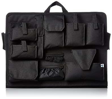 [カバンノナカミ] バッグインバッグ カバンの中身PCVer.3.0 16 ブラック