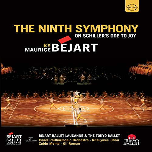 The Ninth Symphony by Maurice Bejart - On Schiller's Ode to Joy, Zubin Mehta [DVD] [Import]