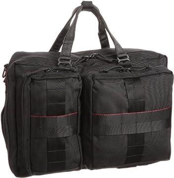3-way Bag 38-61-0104-106: Black
