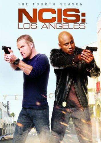 Ncis: Los Angeles - the Fourth Season/ [DVD] [Import]
