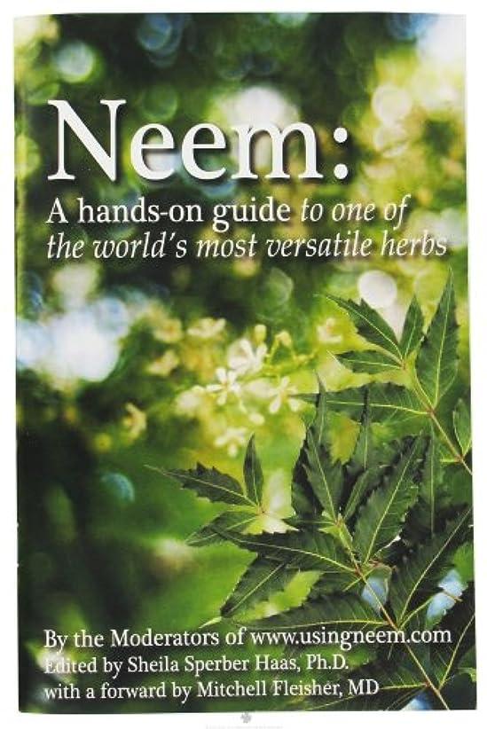 洗剤怖がらせる梨海外直送品Neem: Hands On Guide, 42 pages by Organix South