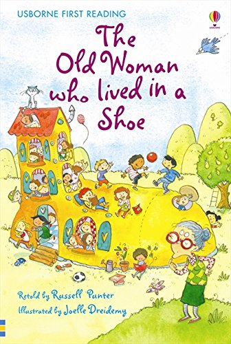 The Old Woman Who Lived in a Shoe (2.2 First Reading Level Two (Mauve))の詳細を見る