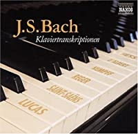 BACH Klaviertranskriptionen