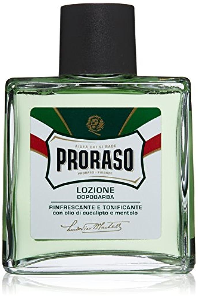 真実に想定する白いProraso アフター シェイブ ローション 並行輸入品 Proraso Aftershave Lotion Refresh 100 ml