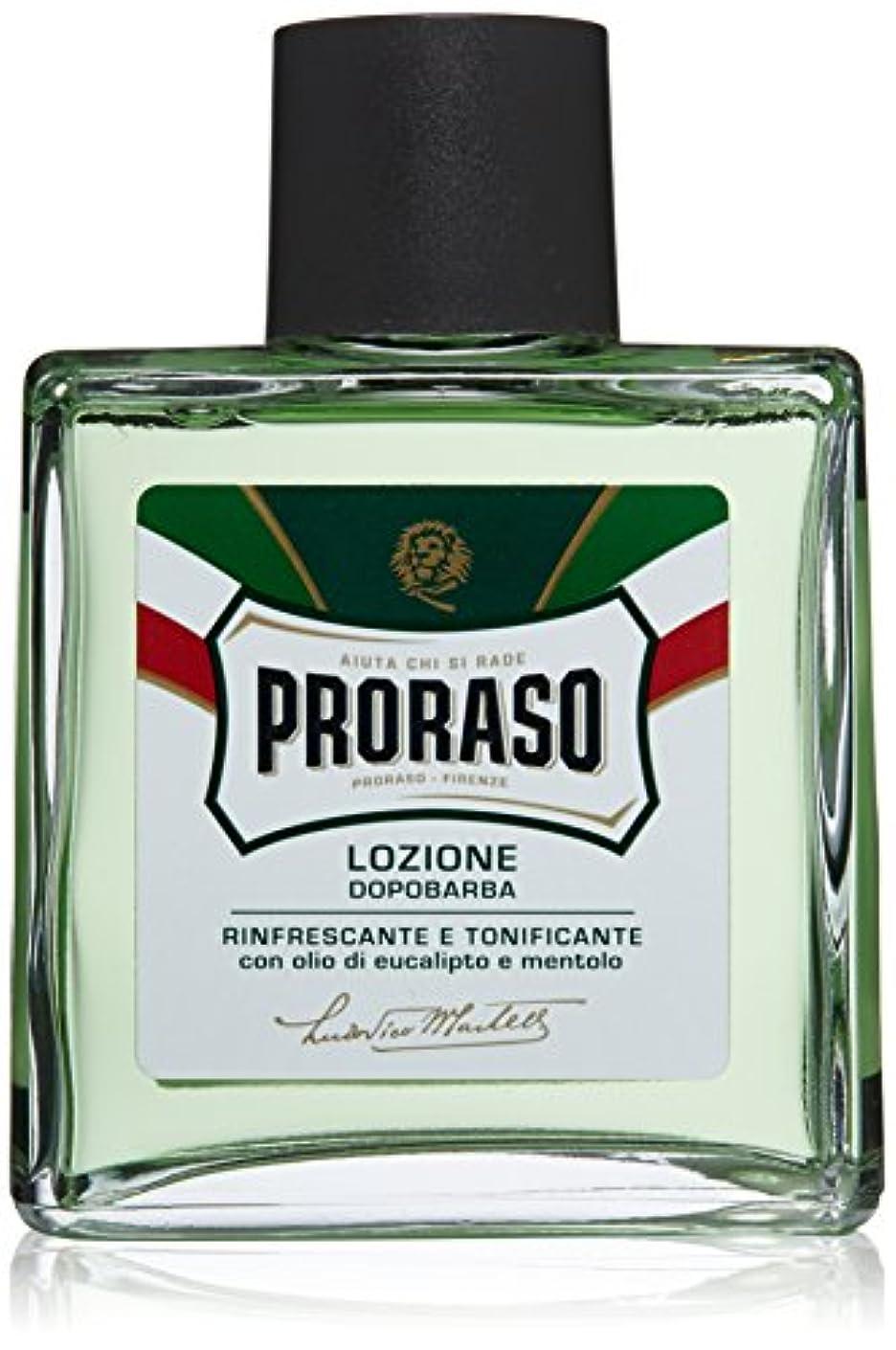 まだらリップチャームProraso アフター シェイブ ローション 並行輸入品 Proraso Aftershave Lotion Refresh 100 ml