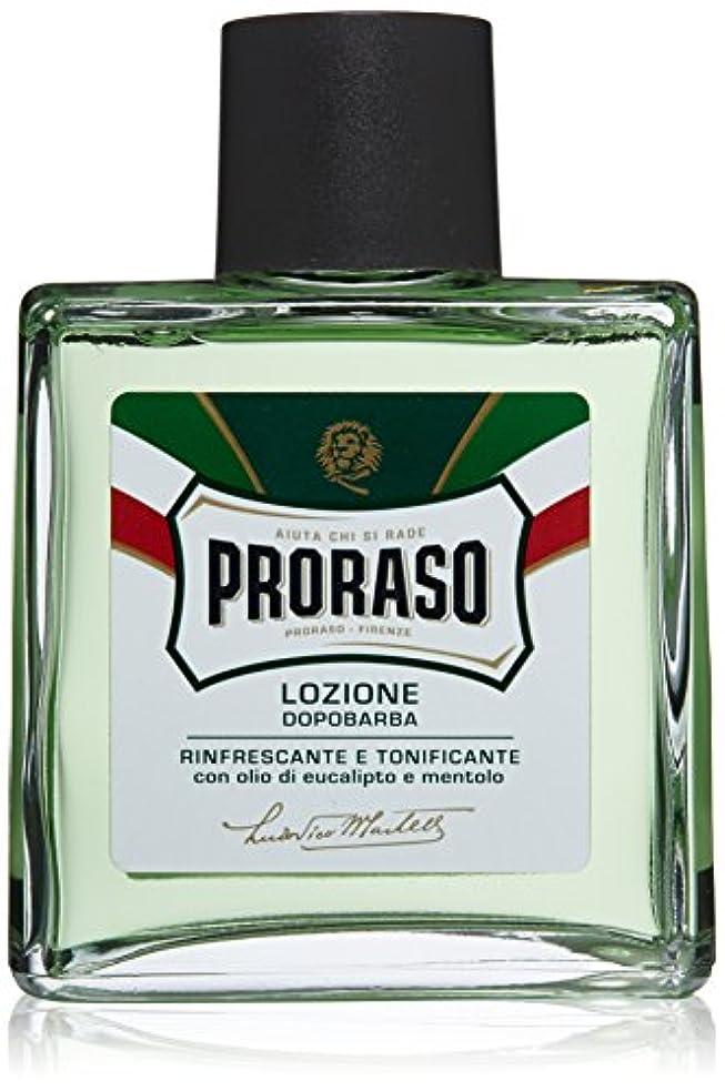 ペストリー疑い者どこにでもProraso アフター シェイブ ローション 並行輸入品 Proraso Aftershave Lotion Refresh 100 ml