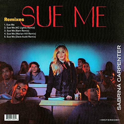 Sue Me (Remixes)
