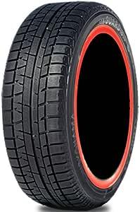 ヨコハマ iceGUARD 5 IG50 175/55R15 スタッドレス カスタムプリント赤ライン 4本セット
