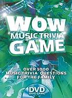 Wow Music Trivia Game [DVD]