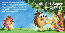 Henry and The Super Chillies (Animal Alliance Series Book 1) by [Jans, Miriam]